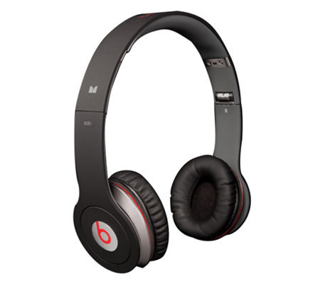 Monster Beats by Dre Solo HD On-Ear Headphones- Black