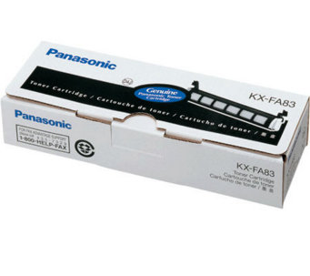 Panasonic Black Toner Cartridge - E251361