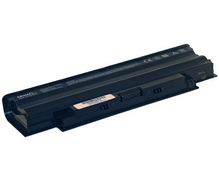 Denaq 6-Cell Laptop Battery - Dell Inspiron & Vostro
