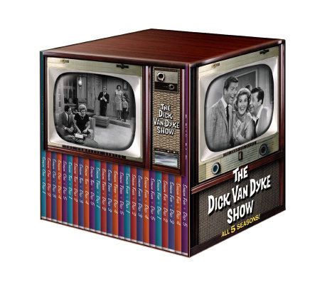 The Dick Van Dyke Show: The Complete Series onDVD