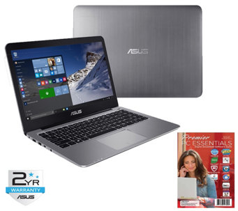 "ASUS 14"" EeeBook - 4GB, 128GB eMMC, 2-Year Warranty - E289161"