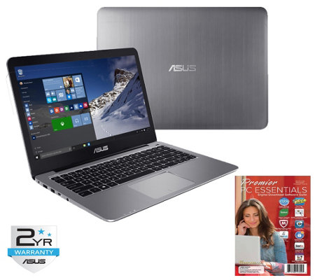 "ASUS 14"" EeeBook - 4GB, 128GB eMMC, 2-Year Warranty"