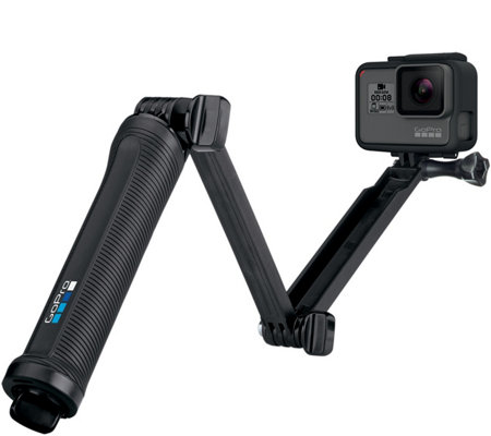 GoPro Three-Way Grip Tripod and Mount