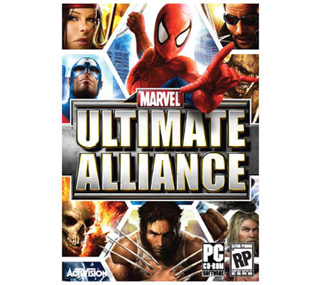 Marvel Ultimate Alliance - Windows