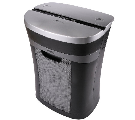 Royal ST140MX 14-Sheet Crosscut Paper Shredder w/ Pullout Bin