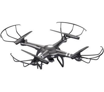 Propel HD Drone Cloud Rider Extra Battery, Exra Blades, 8GB SD, Repair - E229362