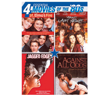 Essential Movies of the 80s - 2-Disc DVD Set