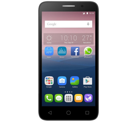 "Alcatel OneTouch Pop3 5"" Unlocked 4G LTE Smartphone"