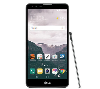 Boost Mobile LG Stylo 2 with Car Charger and App Pack - E289662