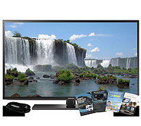 "Samsung 55"" Class Smart HDTV with App Pack andHDMI Cable - E290262"