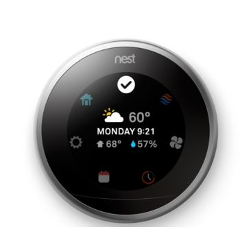 Nest Third-Generation Learning Thermostat