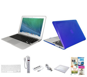 Apple MacBook Air 13, Clip Case, Wireless Mouse, Tech & - E230063