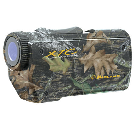 Midland XTC Extreme Action Camera - Mossy Oak