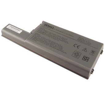 Denaq 9-Cell Laptop Battery - Dell Latitude & Precision - E264663