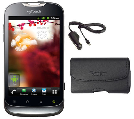 T-Mobile myTouch Android Smartphone