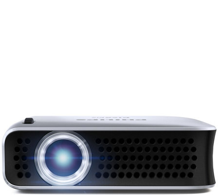 Philips PicoPix PPX 4010 Pocket LED Projector