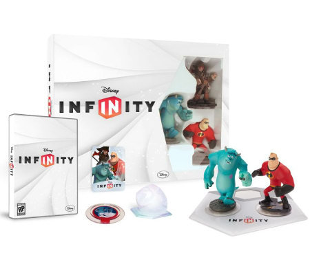 Disney Infinity Software Starter Pack For Xbox 360