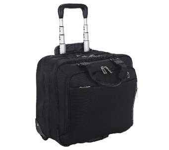 "Eco Style 15.6"" Rolling Laptop/Tablet CarryingCase - E282764"