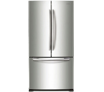 Samsung 18' Counter-Depth French Door Refrigerator - Stainles - E285764