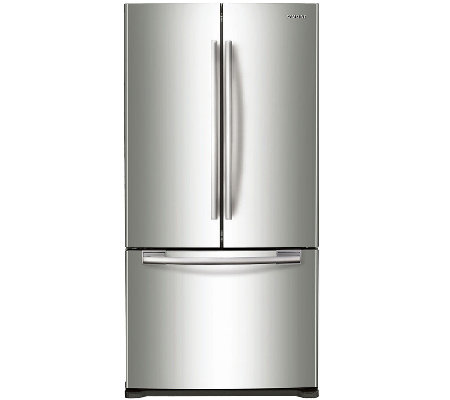 Samsung 18' Counter-Depth French Door Refrigerator - Stainles