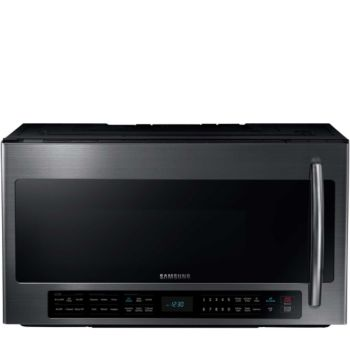 Samsung 2.1 Cu. Ft. Over-the-Range Microwave with Multi Senso