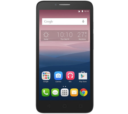 "Alcatel OneTouch Pop3 5.5"" Unlocked 4G LTE Smartphone"