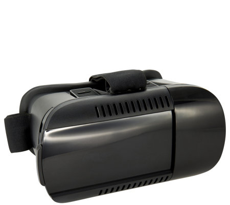 iLive Virtual Reality Goggles with 3D Video Playback
