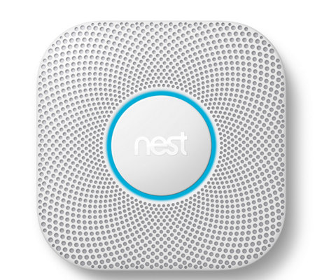 Nest Protect Smoke & Carbon Monoxide Battery Smart Alarm