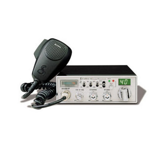 Cobra 25-LTD 40-Channel CB Radio - E107965