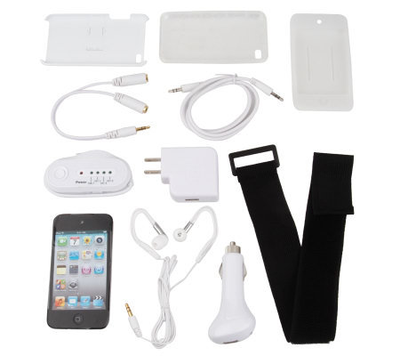 Apple 8GB iPod Touch and 10-piece AccessoryKit by Digital Gadgets