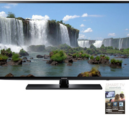 "Samsung 60"" Class Smart LED 1080p HDTV with AppPack"