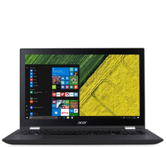 "Acer Spin 3 15.6"" Touch 2-in-1, Intel i3, 4GB RAM, 500GB HDD - E290165"