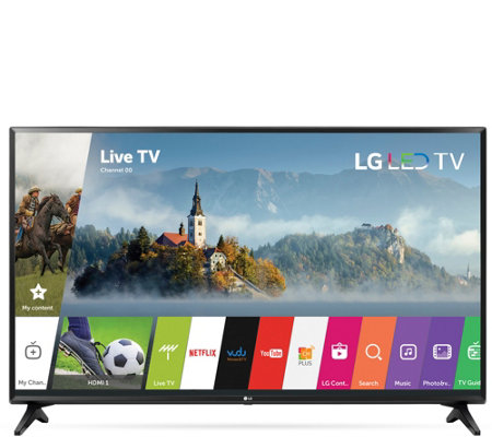 "LG 55"" Class Full HD Smart LED HDTV"