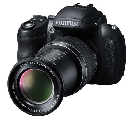 Fujifilm FinePix HS30EXR 16MP 30X Zoom DigitalCamera