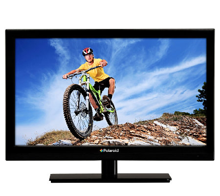 "Polaroid 19"" Class Ultra Slim Widescreen LED HDTV"