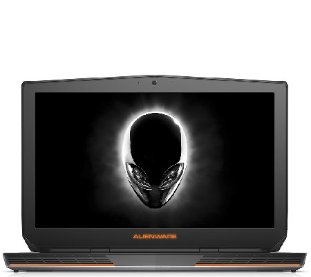 "Dell 17"" Alienware Laptop - Intel Core i7, 8G BRAM, 1TB HDD"