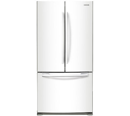 Samsung 18' Counter-Depth French Door Refrigerator - White