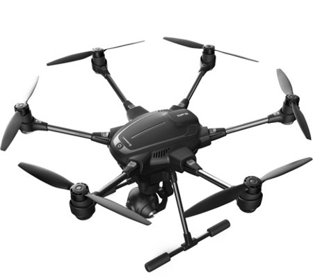 Yuneec Typhoon H Drone with ST16 Remote, and CGO3+ Camera