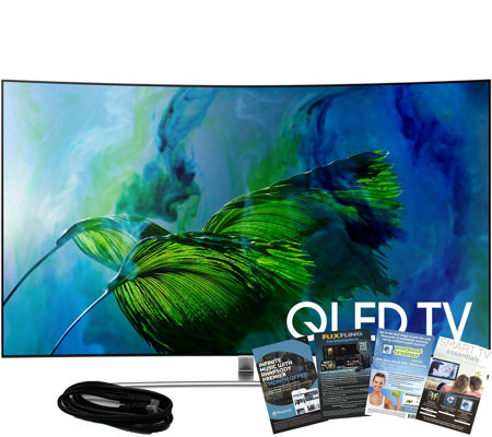 samsung curved tv how to download apps