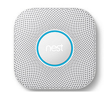 Nest Protect Smoke & Carbon Monoxide Wired Smart Alarm - E291966