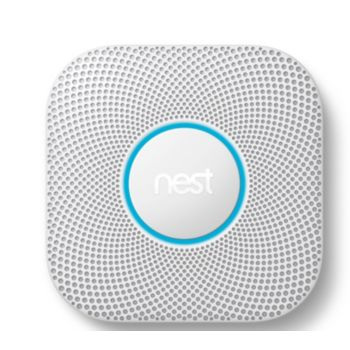 Nest Protect Smoke & Carbon Monoxide Wired Smart Alarm