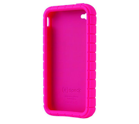 iPhone 4 PixelSkin Case - Pink