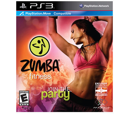 Zumba Fitness - Motion Control - PS3