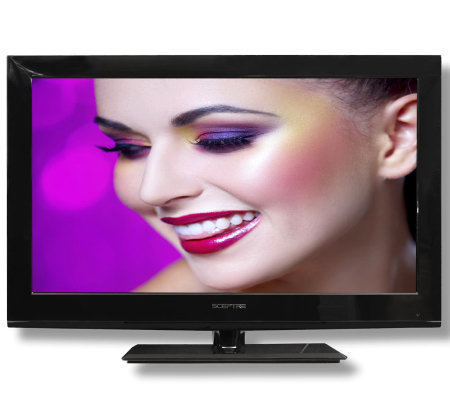 "Sceptre 40"" Class 1080p LCD HDTV with 4 HDMI Ports"