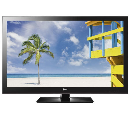 "LG 42"" Class 120Hz LCD 1080p Full HDTV with Triple XD Engine"