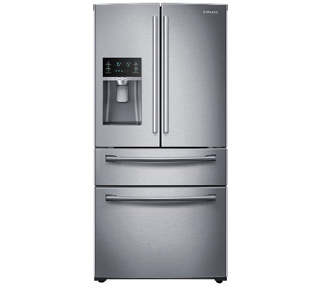 Samsung 28 Cubic Foot Counter-Height 4-Door Refrigerator