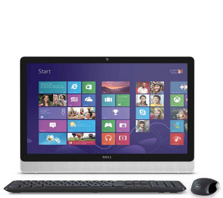 "Dell 23"" Inspiron All-in-One - i5, 8GB, 1TB HDD, 3-Year LMW"