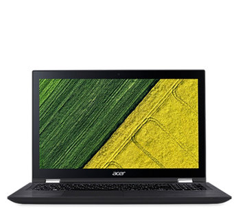 "Acer Spin 3 15.6"" 2-in-1 Touch Laptop - i5, 8GBRAM, 1TB HDD - E290167"