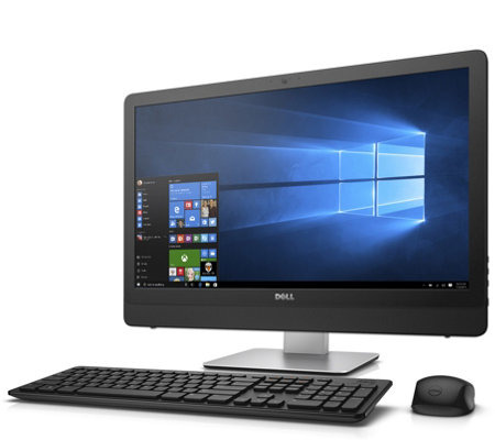 "Dell 23.8"" Touch All-in-One - Ci3, 8GB RAM, 1TBHDD"