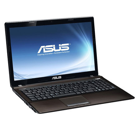 "ASUS 15.6"" Notebook Core i7, 6GB RAM, 750GB HDwith Windows 7"